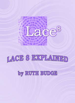 Picture of Book - Lace 8 Explained